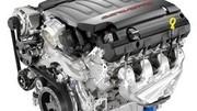Chevrolet Corvette C7 2014 : Moteur V8 LT1 450 ch de haute technologie