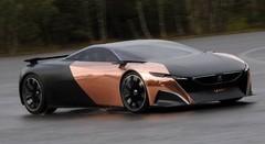 Découverte : nous avons roulé dans le concept Peugeot Onyx