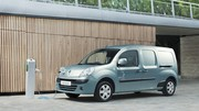 Renault Kangoo ZE : premier anniversaire de commercialisation