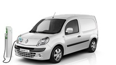 Renault Kangoo ZE : 5000 unités vendues en an un