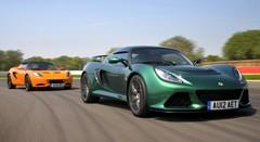 Essai Lotus Exige S vs Lotus Elise S : La charge de la brigade légère
