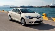 Renault présente la nouvelle Fluence au salon d'Istanbul