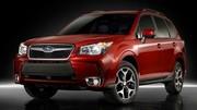 Subaru Forester 2013 : Droit de regard