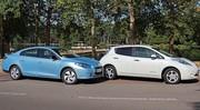 Essai Nissan Leaf vs. Renault Fluence ZE : Au gré du courant