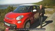 Emission Turbo : Fiat 500L, A1 Quattro, Mokka