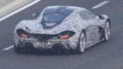 La McLaren P1 continue son développement