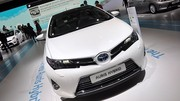 La production de la Toyota Auris II débute au Royaume-Uni