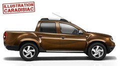 En 2014, le Duster se transformera en pick-up !