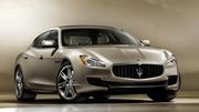 Maserati Quattroporte 2013 : Croissance accélérée