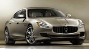 Maserati Quattroporte : Entre Verdi et Michel-Ange…