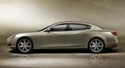 Maserati Quattroporte 2013 : Limousine romantique