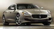 Maserati Quattroporte : premières photos officielles !