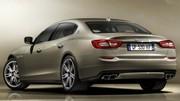 La Maserati Quattroporte affiche de nouvelles ambitions