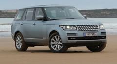 Essai Land Rover Ranger Rover 4 : God save the Range