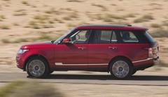 Essai Land Rover Range Rover TDV6
