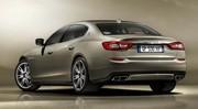 Nouvelle Maserati Quattroporte : un coup de jeune bienvenu