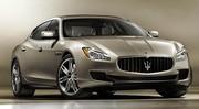 Maserati Quattroporte 2013 : Opulence assumée