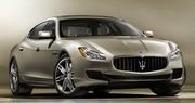 La nouvelle Maserati Quattroporte sera plus verte