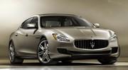 Nouvelle Maserati Quattroporte : Le meilleur du design italien