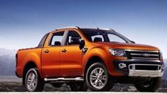 """Le nouveau Ford Ranger élu """"Pick-Up International 2013"""""""