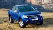 """Nouveau Ford Ranger : il reçoit le prix de """"Pick-Up international 2013"""""""