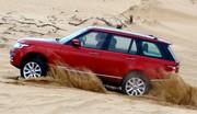 Essai Range Rover 2013 : My name is Rover, Range Rover!
