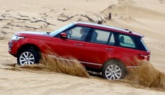 Essai Range Rover 2013 : My name is Rover, Range Rover!