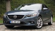 Essai Mazda Mazda6 Skyactiv-G 2.5