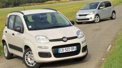 Essai Fiat Panda et Skoda Citigo : pratiques et pas chères