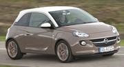 Essai : L'Opel Adam entre dans l'arène avec succès