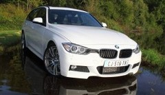 Essai BMW 330d Touring : pour papa pressé