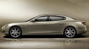 Maserati persiste et signe sur la Quattroporte