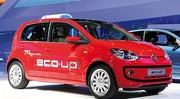 La Volkswagen Up! au gaz est disponible