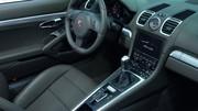 La nouvelle Porsche Cayman au Salon de Los Angeles