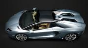 Lamborghini Aventador Roadster : taureau ailé