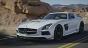 Mercedes SLS AMG Black Series : première vidéo officielle