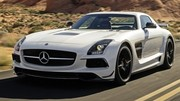 Mercedes SLS AMG Coupé Black Series : bête de circuit