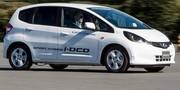 Honda Jazz : l'hybride à 3 l/100 km en 2013