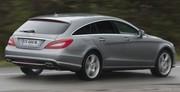 Essai Mercedes CLS Shooting Brake : Il met de l'eau dans son vin