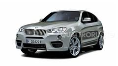 BMW X4 Concept : présenté au Salon de Detroit 2013 ?