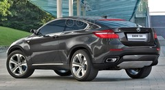 BMW présentera le X4 sous la forme d'un concept à Detroit