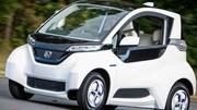 Honda souhaite concurrencer la Twizy avec son Micro Commuter Prototype