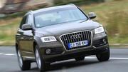 Essai Audi Q5 V6 3.0 TDI S tronic Ambition Luxe : La vie de château