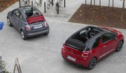 Citroen DS3 Cabriolet : Cabriolets discrets
