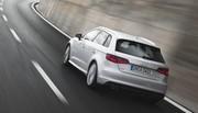 Essai Audi A3 Sportback 2.0 TDI 184