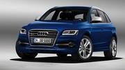 Audi SQ5 : une version essence dans les cartons ?