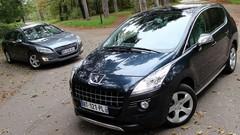 Essai Peugeot 508 SW ch vs Peugeot 3008 1.6 e-HDI 115 : L'embarras du choix