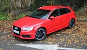 Essai Audi A3 Sportback
