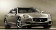 Nouvelle Maserati Quattroporte : des V6 et V8 suralimentés ?