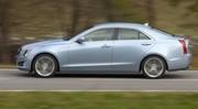 Essai Cadillac ATS : Elle défie les Allemandes sur leur propre terrain